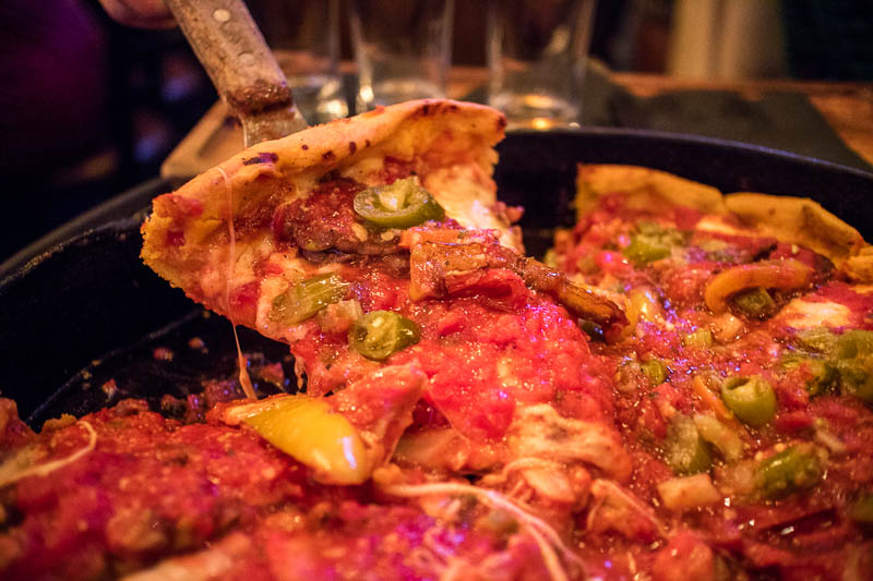 Chicago Deep Dish Pizza Where To Get The Best Pie